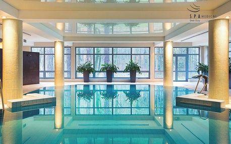 Jižní Polsko, Hotel Spa Medical Dwór Elízy**** kousek od hranic s wellness a polopenzí