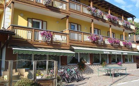 Itálie - Trentino na 7 dní, polopenze s dopravou vlastní