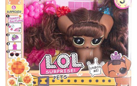 L.O.L.Y.Z Pets Suprise Panenky zvířátka sada parfemované