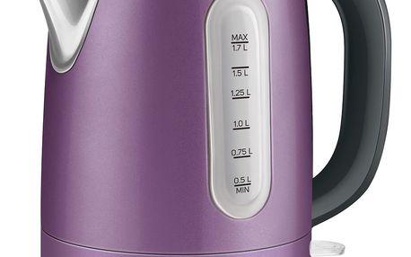 Sencor SWK 1773VT rychlovarná konvice 1,7 l, fialová