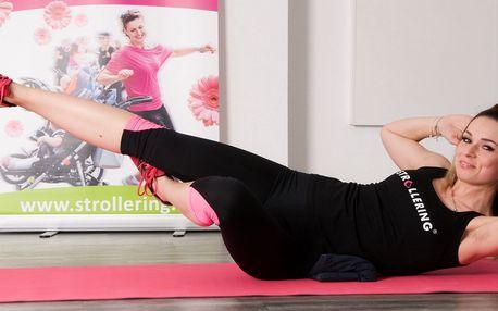 4týdenní fitness program nejen pro maminky