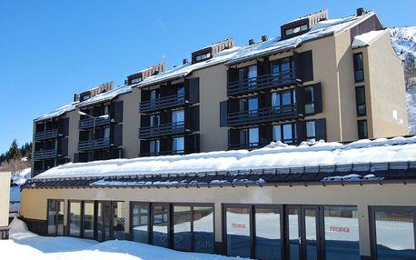 6denní jarní lyžování v Monte Bondone (4 dny skipas/3 noci přímo na sjezdovce)