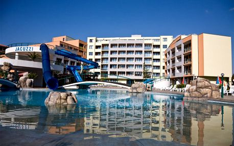 Apartments Trakia Plaza - Bulharsko, Slunečné pobřeží