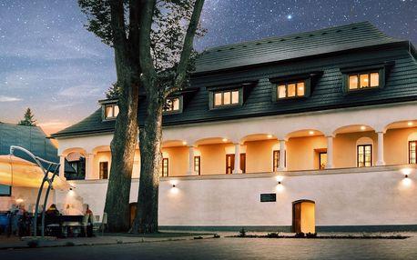 Pohádkový pobyt ve šlechtickém sídle na Slovensku