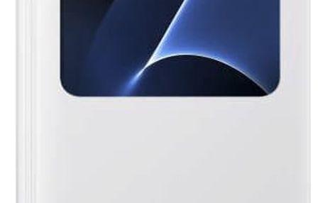 Samsung S-View pro Galaxy S7 (EF-CG930P) bílé (EF-CG930PWEGWW)