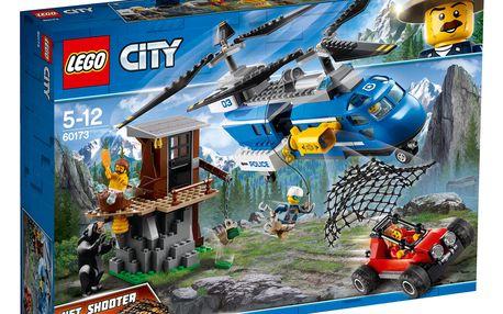 LEGO® City 60173 Zatčení v horách