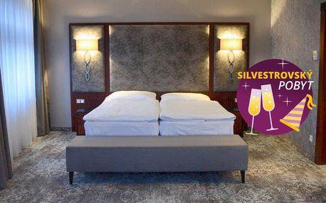 Silvestr ve slovenském hotelu KULTURA + skipasy Kubínska hoľa
