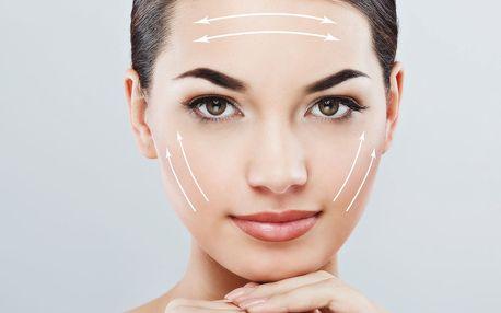 Liftingová masáž i kompletní kosmetická péče