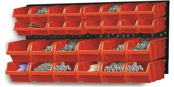 Tabule s úložnými boxy 28ks set 1