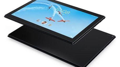 """Lenovo TAB4 10"""" PLUS Wi-Fi černý (ZA2M0041CZ)"""