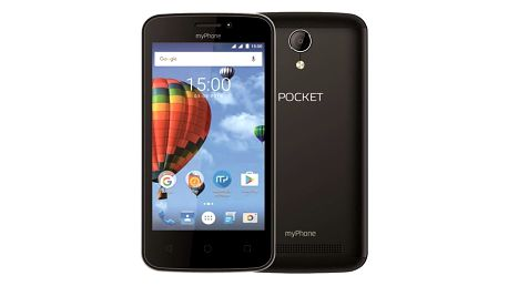 myPhone POCKET černý (TELMYAPOCKETBK)