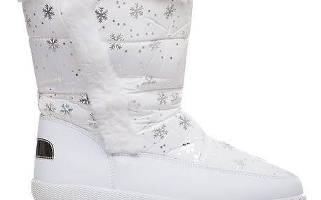 Dámské bílé sněhule Evelyn 015