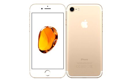 Apple iPhone 7 128 GB - Gold (MN942CN/A)
