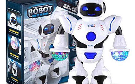 Taneční robot - hračka pro děti KING OF THE DANCE