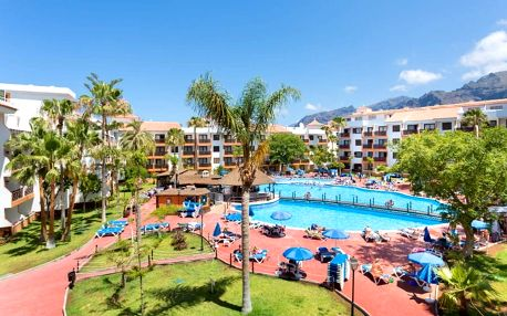 Kanárské ostrovy - Tenerife na 8 dní, bez stravy s dopravou letecky z Vídně 200 m od pláže