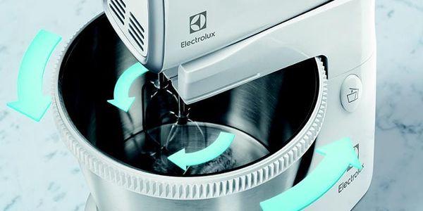 Ruční šlehač s mísou Electrolux ESM3300 bílý/nerez5