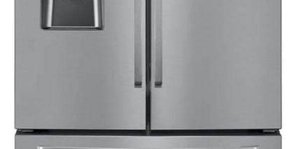 Americká lednice Electrolux EN6086JOX nerez4