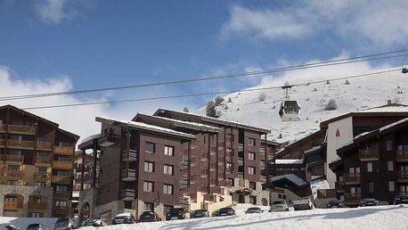 Francie - French Alps na 10 až 14 dní, bez stravy s dopravou vlastní