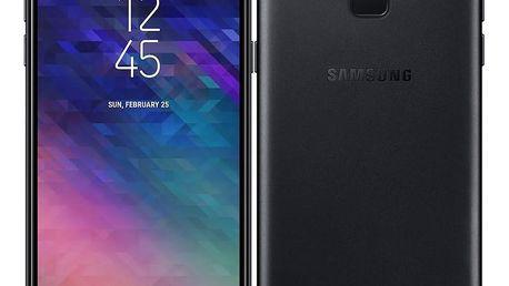 Samsung Galaxy A6 černý (SM-A600FZKNXEZ)