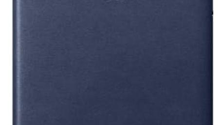 Apple Leather Case pro iPhone 8/7 - půlnočně modrý (MQH82ZM/A)