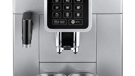 DeLonghi Dinamica ECAM 350.75 S stříbrné