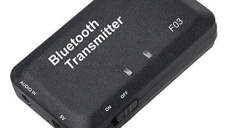 Audio bluetooth transmitter