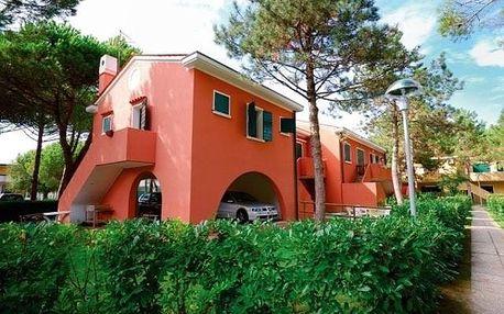 Itálie - Bibione na 7 až 15 dní, bez stravy s dopravou vlastní 900 m od pláže
