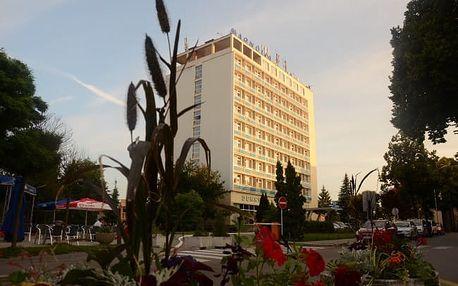 Slovensko - Piešťany na 3 až 4 dny, polopenze s dopravou vlastní