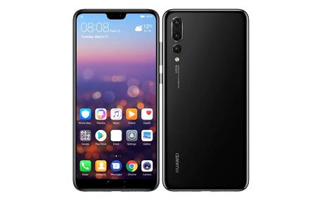 Huawei P20 Pro Dual SIM černý (SP-P20PDSBOM)