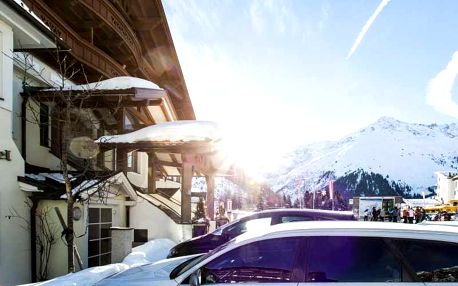Rakousko - Pitztal na 5 dní, polopenze s dopravou vlastní