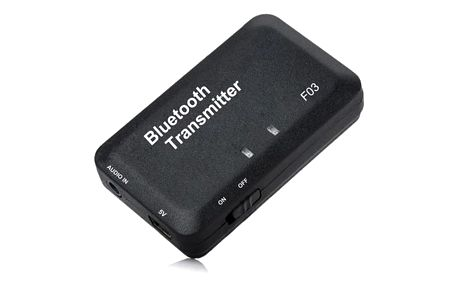 Audio bluetooth transmitter