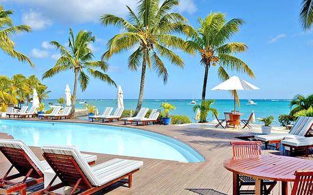 Mauritius, Trou aux Biches, letecky na 12 dní all inclusive