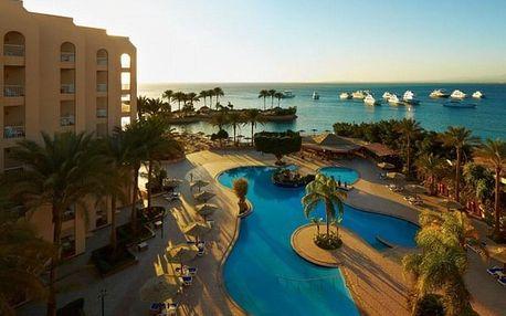 Egypt, Hurghada, letecky na 9 dní all inclusive