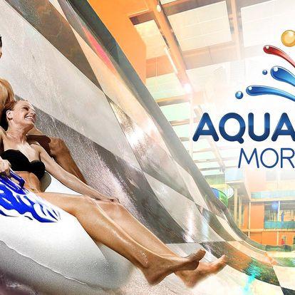 Celodenní vstupy do Aqualandu Moravia i wellness