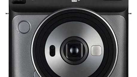 Fujifilm Instax Square SQ 6 černý/šedý