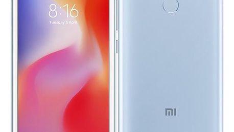 Xiaomi Redmi 6 Dual SIM 3GB/64GB modrý (20870)