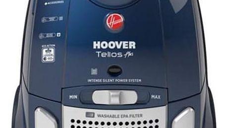 Hoover Télios Plus TE80PET 011 modrý