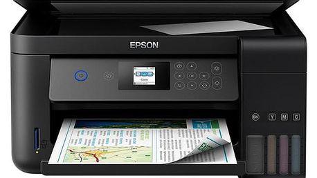Epson L4160 černý (C11CG23401)