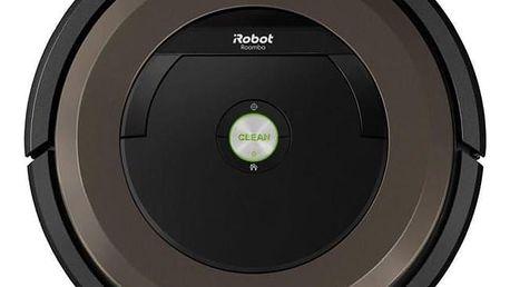iRobot Roomba 896 černý/šedý