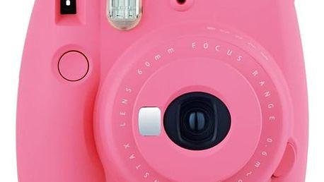 Fujifilm Instax mini 9 růžový