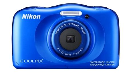Nikon Coolpix W100 BACKPACK KIT modrý (VQA011K001)