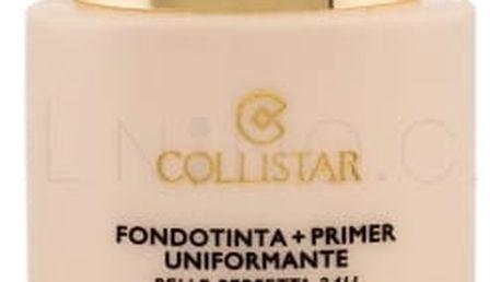 Collistar Evening Foundation + Primer SPF15 35 ml makeup pro bez chybnou pleť pro ženy 3 Sand