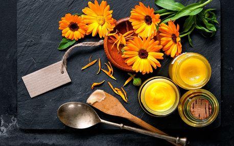 Vyrobte si vlastní relaxační oleje a masti