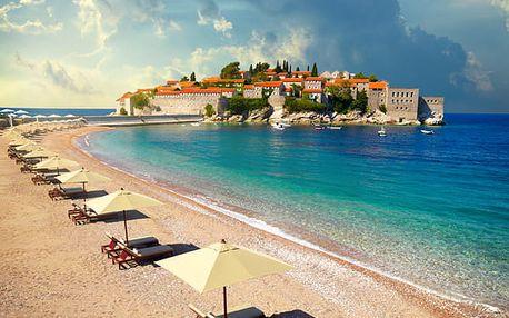 To nejlepší z Albánie a Černé Hory, Albánie, letecky, polopenze
