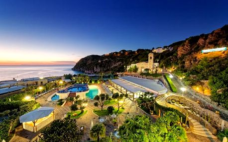 Ischia, Hotel Zaro - pobytový zájezd, Ischia, Itálie, letecky, polopenze