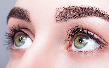 Permanentní make-up obočí mikropigmentací