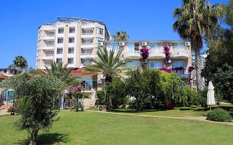 Incekum Su Hotel - Turecko, Alanya