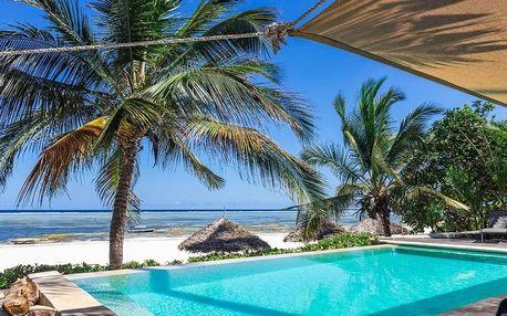 Zanzibar - na 9 dní, snídaně s dopravou letecky nebo Prahy