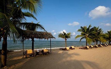 Thajsko - Pattaya na 10 dní, snídaně s dopravou letecky z Vídně přímo na pláži