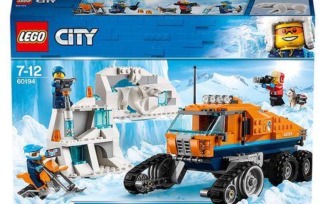 LEGO® City Průzkumné polární vozidlo